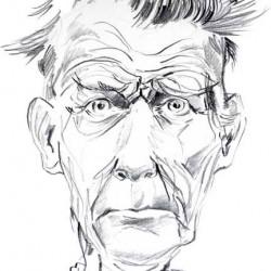 Beckett lázár portré