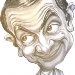 Mr. Bean karikatúra